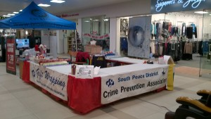 SPDCPA Christmas Gift Wrap at Dawson Mall 2015